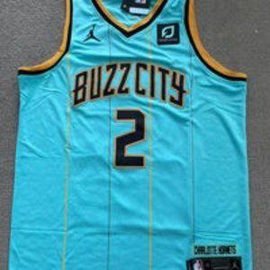❋NBA Hornets Lamelo ball jersey